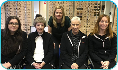 S. Walton Eyecare - Our shop front on 515 Stanhope Road, South Shields, NE33 4QX